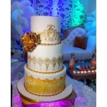 Wedding Cake deluxe 2