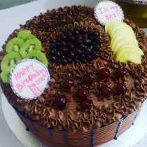 Chocolate Cake 03