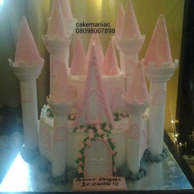 Princess castle 2