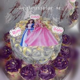 Princess rosettes