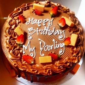 Chocolate Cake 02